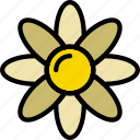 flower, garden, plant, soil icon