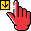 download, interaction, finger, gesture, hand
