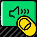 finger, gesture, hand, high, interaction, volume icon