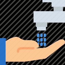 finger, gesture, hand, hands, interaction, wash icon