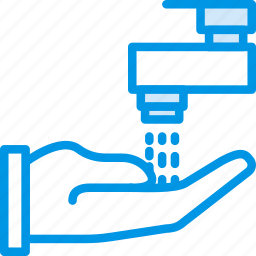 finger, gesture, hand, hands, interaction, wash icon