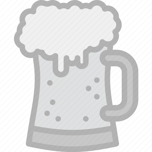 beer, holidays, pint, travel icon