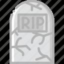 stone, travel, grave, holidays icon