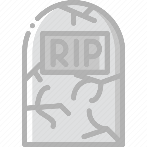 grave, holidays, stone, travel icon