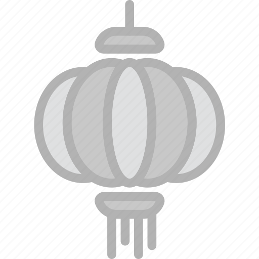 chinese, holidays, lamp, travel icon