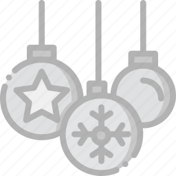 decorations, holidays, travel icon