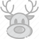 holidays, reindeer, travel