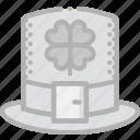 hat, holidays, leprechaun, travel
