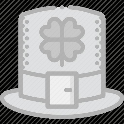 hat, holidays, leprechaun, travel icon