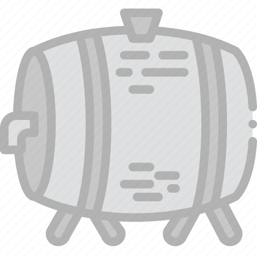 beer, holidays, keg, travel icon