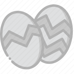 easter, eggs, holidays, travel icon