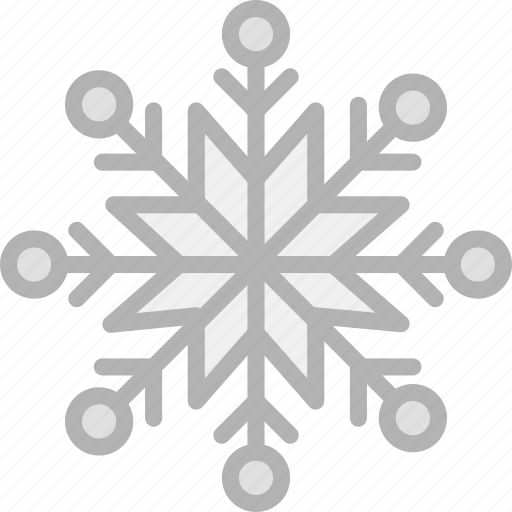 holidays, snowflake, travel icon