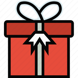 gift, holidays, relax, travel icon