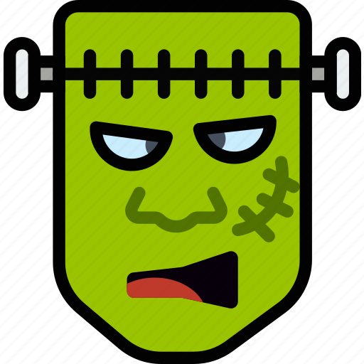 frankenstein, holidays, monster, relax, travel icon