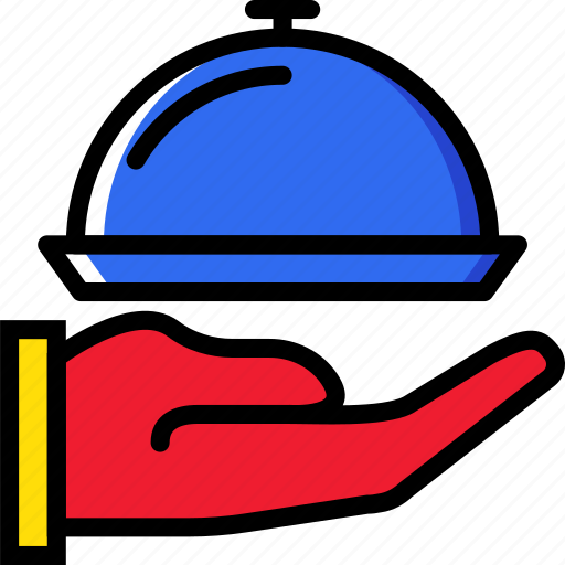 give, hotel, meal, service, travel icon