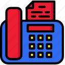 hotel, phone, service, travel icon