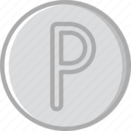hotel, parking, service, sign, travel icon