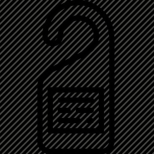 Door, hotel, service, sign, travel icon - Download on Iconfinder