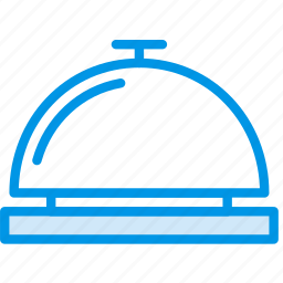 bell, hotel, service, travel icon