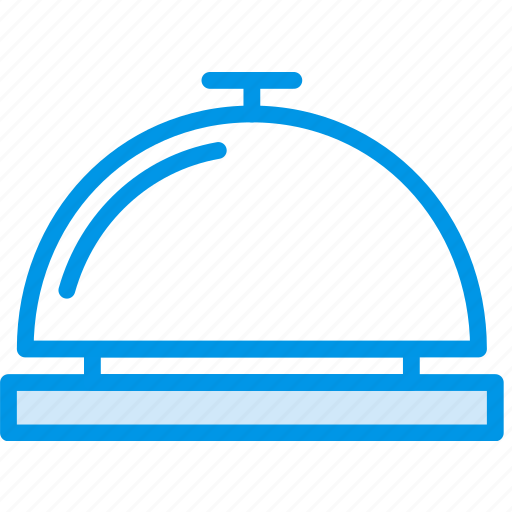 Bell, hotel, service, travel icon - Download on Iconfinder