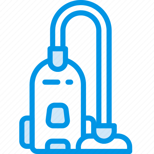 cleaner, hotel, service, travel, vacuum icon