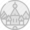 building, kremlin, monument