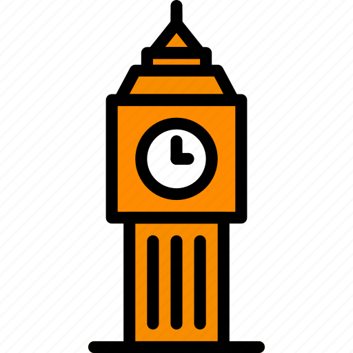 ben, big, building, monument icon