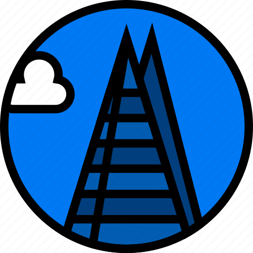 Building, monument, shard icon - Download on Iconfinder