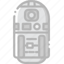 cinema, film, movie, r2 icon