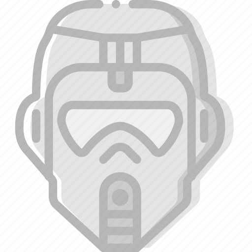 cinema, film, jungle, movie, trooper icon