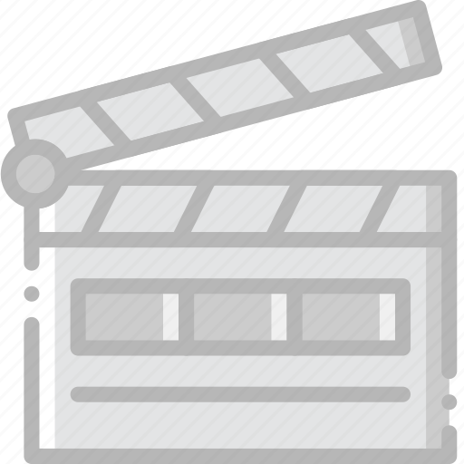 action, cinema, film, movie icon