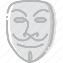 cinema, film, movie, vendetta icon