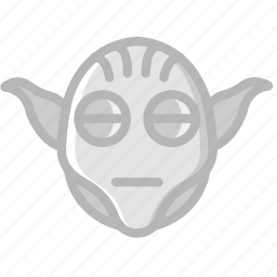 cinema, film, movie, yoda icon