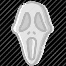 cinema, film, movie, scream icon