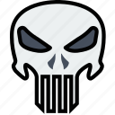 cinema, film, movie, punisher icon