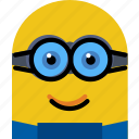 cinema, film, minion, movie icon