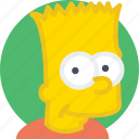 bart, cinema, film, movie icon
