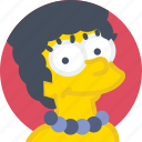cinema, film, marge, movie icon