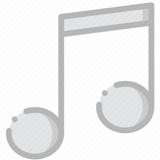music, musical, note, play, re, sound icon