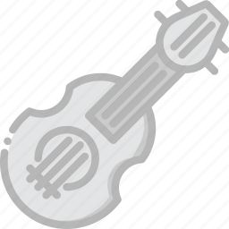 balalaika, music, play, sound icon