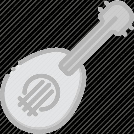 music, play, sound, ukulele icon