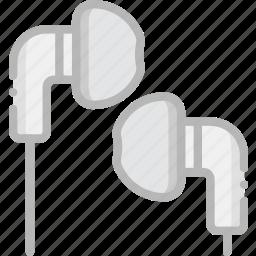 headphones, ipod, music, play, sound icon