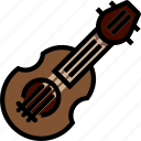 balalaika, music, play, sound icon
