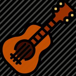 guitar, music, play, sound icon