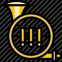 music, play, sound, tuba icon