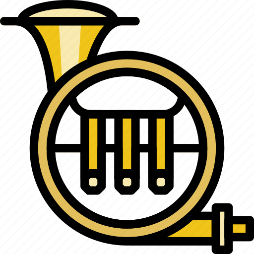 music, play, sound, tuba icon
