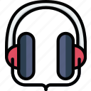 headphones, music, play, sound, studio