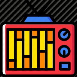 communication, media, news, revision icon