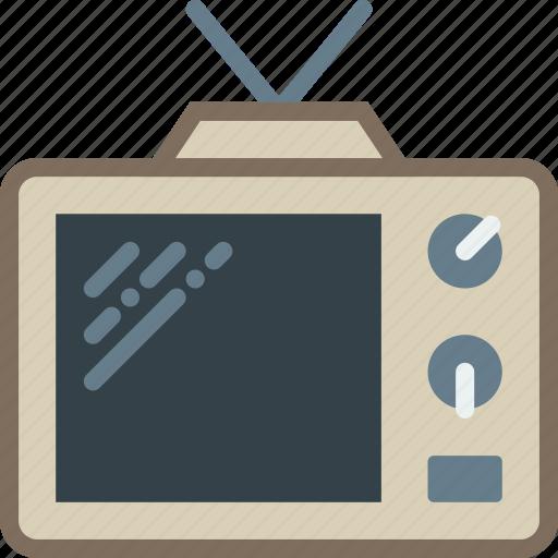 communication, media, news, television icon