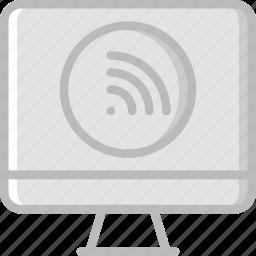 communication, media, news, signal icon